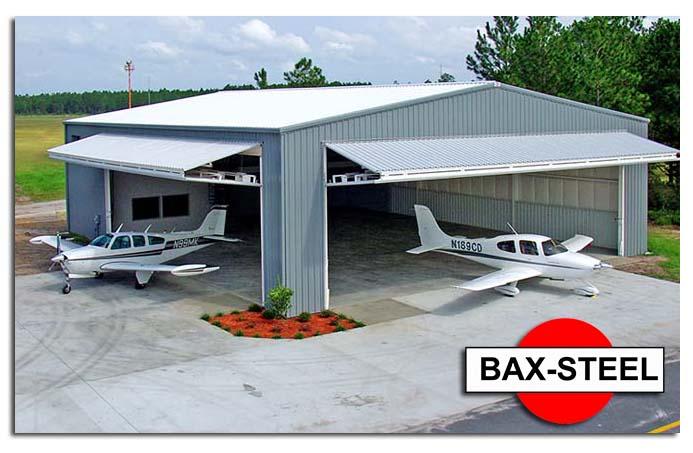 www.bax-steel.com Hangar